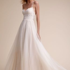 Rosalind BHLDN Wedding Dress